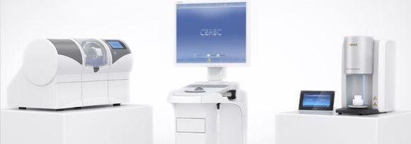 Протезирование системой CEREC