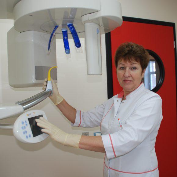 старшая медицинская сестра, рентгенолаборант