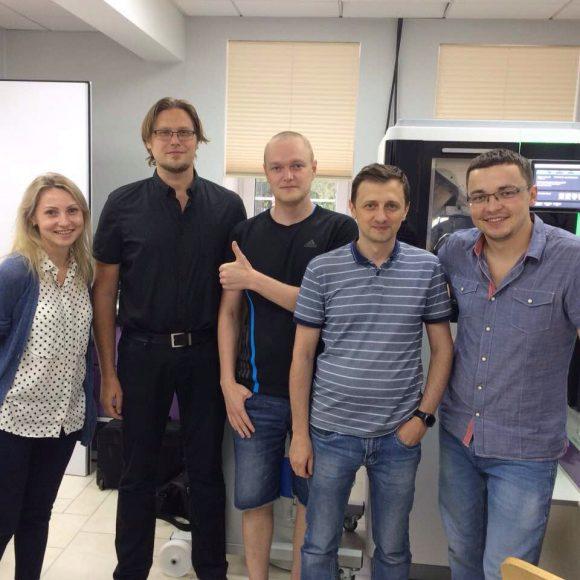 Открыт фрезерный центр, на нашей базе прошли  обучение наши специалисты  совместно с компанией DATRON, VERO (WorkNC)  и специалисты  компании Imetric.
